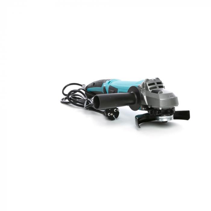 Polizor unghiular - 125mm - 1200W, 11000Rpm, DeToolz 16