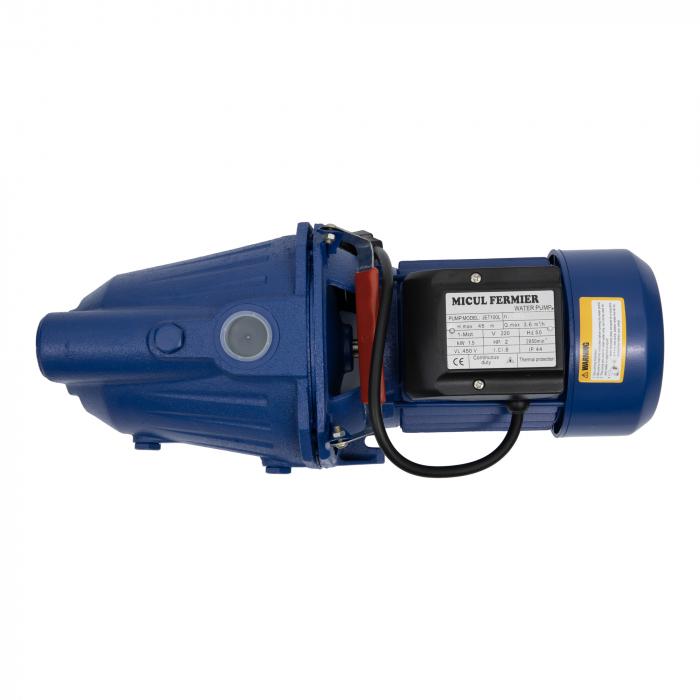 Pompa apa de suprafata Micul Fermier Jet 100L, 1500 W, 3600 l/h 2