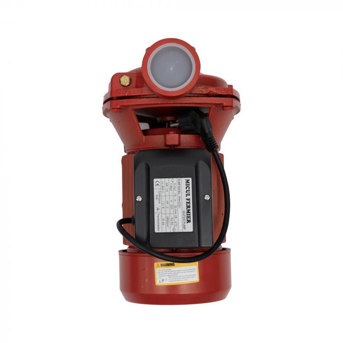 Pompa apa Micul Fermier FHM, 1500W, 2 Toli, refulare 15m, 350 litri/min, centrifugala de suprafata 1