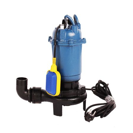 Pompa cu tocator pentru apa murdara, 2600W, 12000 L/H, 2 toli, 12m3/ora, Euroaqua pentru FOSA 1
