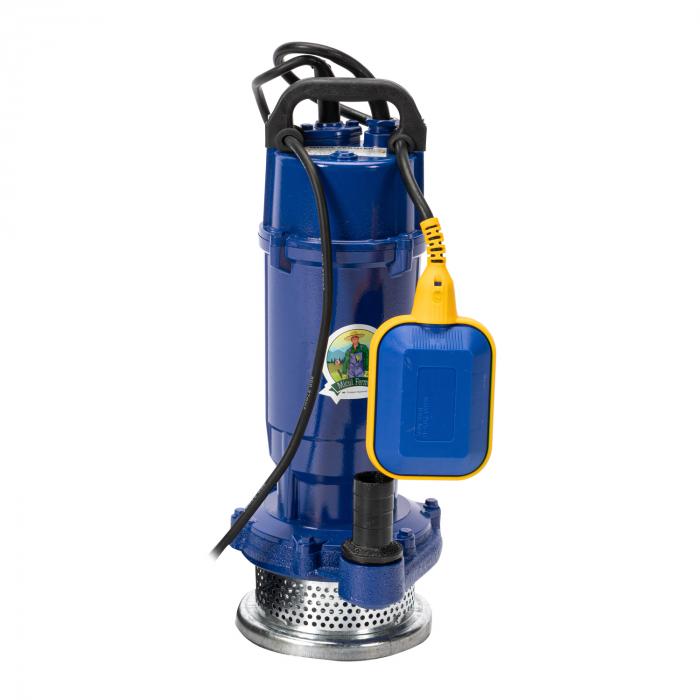 Pompa apa submersibila cu plutitor Micul Fermier, refulare 32m, 1500 l/h, 750W [3]
