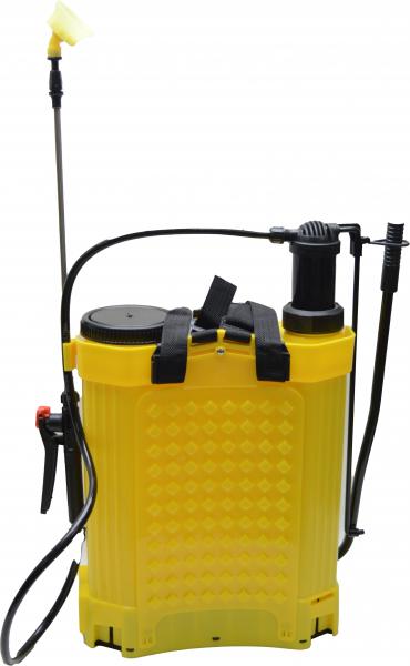 Pompa de stropit electrica si Manuala ( 2 in 1 ) 16 Litri, 5 Bari + Atomizor electric portabil de 12V 8Ah PANDORA 9