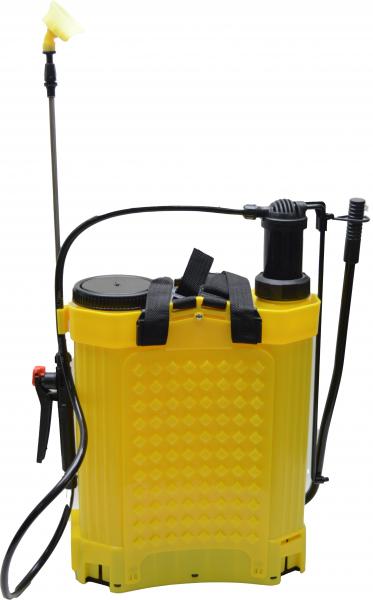 Pompa de stropit electrica si Manuala ( 2 in 1 ) 16 Litri, 5 Bari + Atomizor electric portabil de 12V 8Ah PANDORA 4