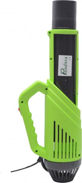 Pompa de stropit Elefant 18 Litri 6 Bari, vermorel cu baterie acumulator 12V/8A + Atomizor electric portabil de 12V 8Ah PANDORA 3