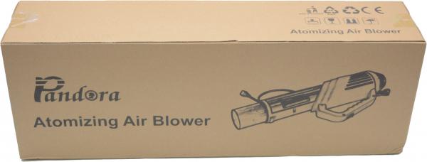 Pompa de stropit Elefant 18 Litri 6 Bari, vermorel cu baterie acumulator 12V/8A + Atomizor electric portabil de 12V 8Ah PANDORA 8