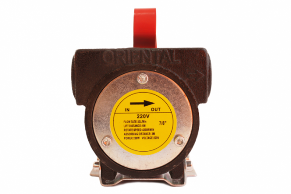 Pompa de transfer combustibil la priza de 220V cu autoamorsare [1]