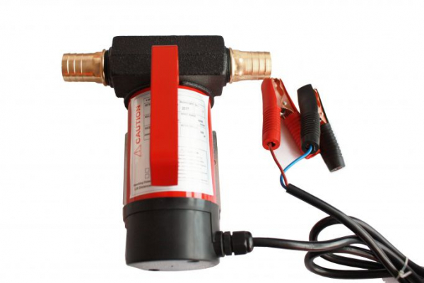 Pompa electrica de transfer combustibil 24V, 1.6-1.8bar, (33)L/min, pompa, combustibil [0]