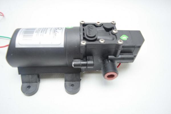 Pompa electrica pentru apa cu presostat 12V 2.2A 5 Bari, 12V 0