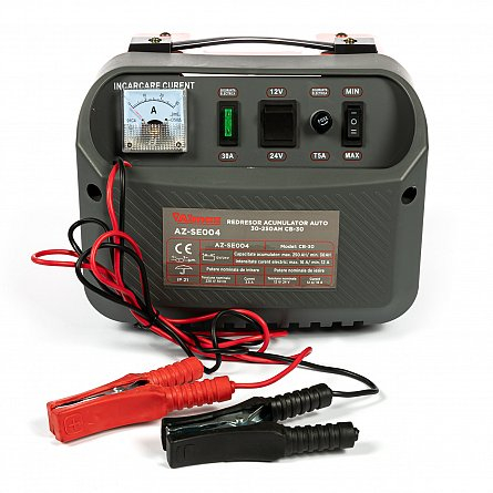 Redresor pentru acumulatori auto 30-250Ah CB-30 ALMAZ AZ-SE004 5