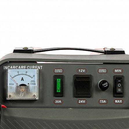 Redresor pentru acumulatori auto 30-250Ah CB-30 ALMAZ AZ-SE004 1