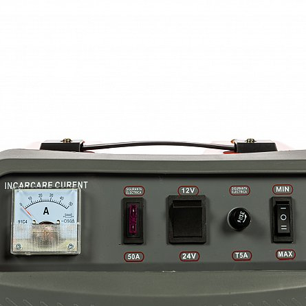 Redresor 12 - 24 V pentru acumulatori auto 30-300ah CB-50 ALMAZ AZ-SE003 3