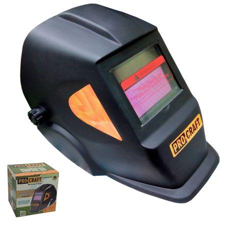 Masca Sudura ProCraft SHP90-30 Automata, Solara cu reglaj si cristale lichide 0