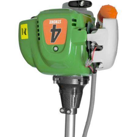 Motocoasa Motor 4 Timpi 62CC, 7,5CP 4 Sisteme Taiere, 5 accesorii + 1 Litru de ulei in 4 Timpi [5]