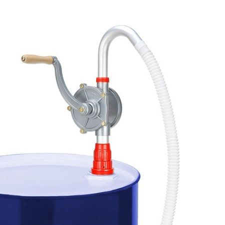 Pompa de transfer combustibil manual apa/ulei/motorina [0]
