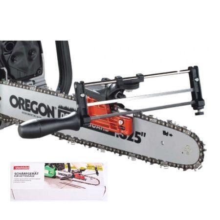 Masina de ascutit lanturi de drujba cu fixare pe lama, OREGON, Dispozitiv ascutitor manual [0]