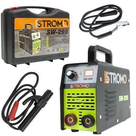 Aparat de sudura STROMO SW 295,afisaj electronic, electrod 1.6-4mm 0
