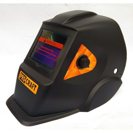 Masca Sudura ProCraft SHP90-30 Automata, Solara cu reglaj si cristale lichide 3