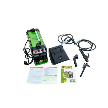 Invertor de sudura PROCRAFT AWH 300T - MMA Germany + Masca Sudura ProCraft SHP90-30 Automata 3