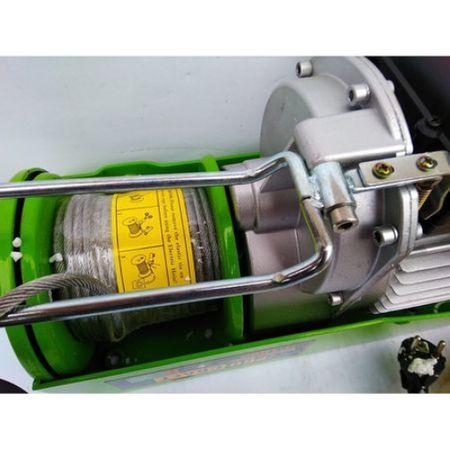 Electropalan / Macara electrica PROCRAFT TP250 125/250 Kg , 540W 1