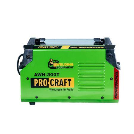 Invertor de sudura PROCRAFT AWH 300T - MMA Germany + Masca Sudura ProCraft SHP90-30 Automata 4