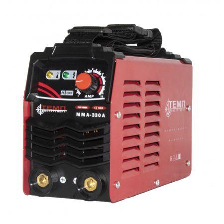 Aparat Invertor de sudura TEMP MMA 330A, diametru electrod 1.6 - 4 mm 1