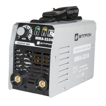 Aparat de Sudura Invertor ELPROM MMA 310A, diametru electrod 1.6 - 4 mm + Masca de sudura automata cu cristale 5