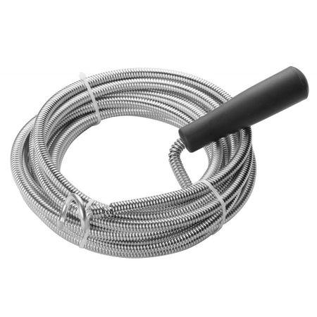 Dispozitiv de curatare canale de scurgere Ø9 mm diametru x 10 m lungime TOLSEN ROMANIA 0