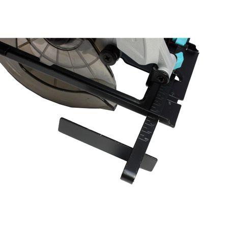 Fierastrau circular DeToolz, 1200W, 185mm, 5800 rpm + Ochelari de protectie, Profesional 2