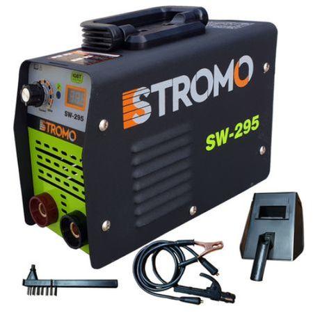 Aparat de sudura STROMO SW 295,afisaj electronic, electrod 1.6-4mm 4