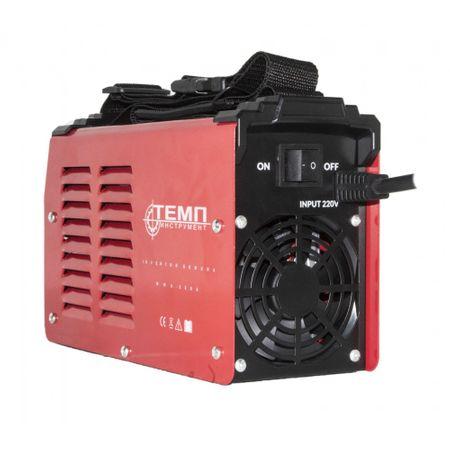 Aparat Invertor de sudura TEMP MMA 330A, diametru electrod 1.6 - 4 mm 3