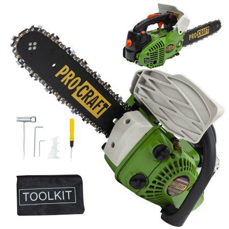 Drujba de constructi ProCraft K300SP+, 1.5CP, Motofierastrau pe benzina,2 timpi, lama 30 cm, accesorii incluse [0]