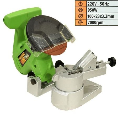Masina de ascutit lanturi de drujba Procraft SK950, 950W, Ascutitor 0
