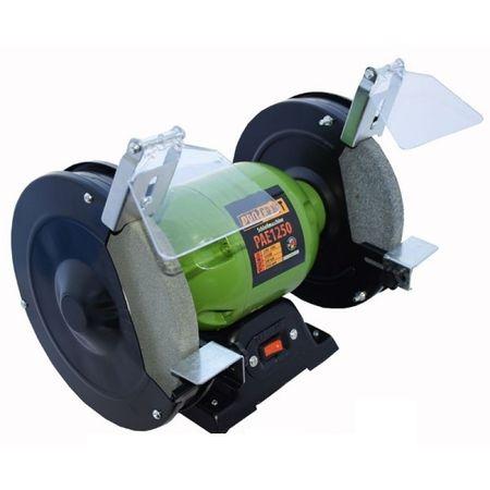 Polizor de banc + 2 Discuri granulatie diferita 1250W, 2950 Rpm, PROCRAFT PAE1250 0