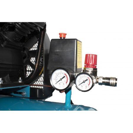 Compresor aer 2.2 KW, 100L, 2850 RPM, Aquatic Elefant XY2065A-100 3