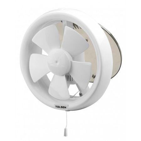 Ventilator baie Tolsen, 150 mm, 230 VAC, 50 HZ, 15 W 0