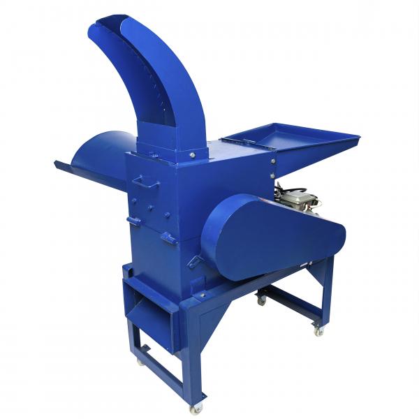 Tocator de furaje Universal (cocean, lucerna, paie) + Moara de cereale Micul Fermier F500 4 Kw 1500 kg/h [1]
