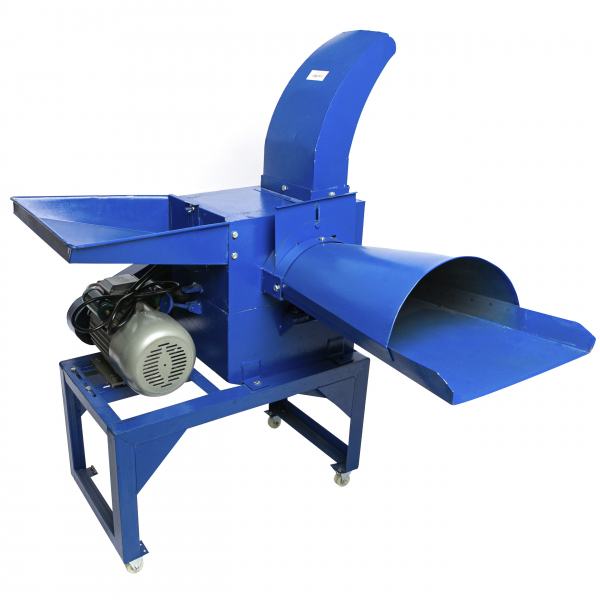 Tocator de furaje Universal (cocean, lucerna, paie) + Moara de cereale Micul Fermier F500 4 Kw 1500 kg/h [0]