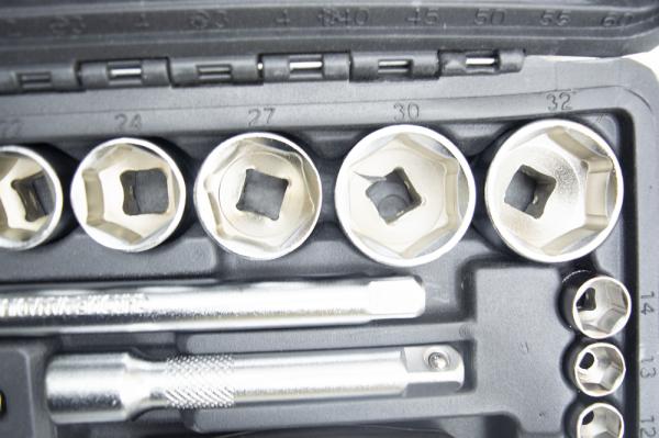 Trusa cu chei tubulare Procraft WS-108 piese 5