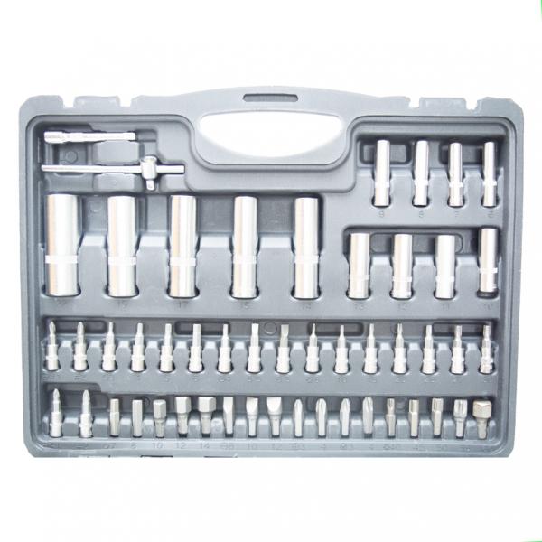 Trusa cu chei tubulare Procraft WS-108 piese 4