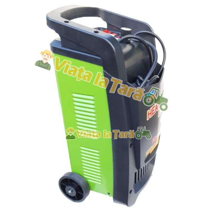 Robot incarcare auto, redresor baterie auto 12V-24V, 20-550Ah PZ550A ProCraft 2