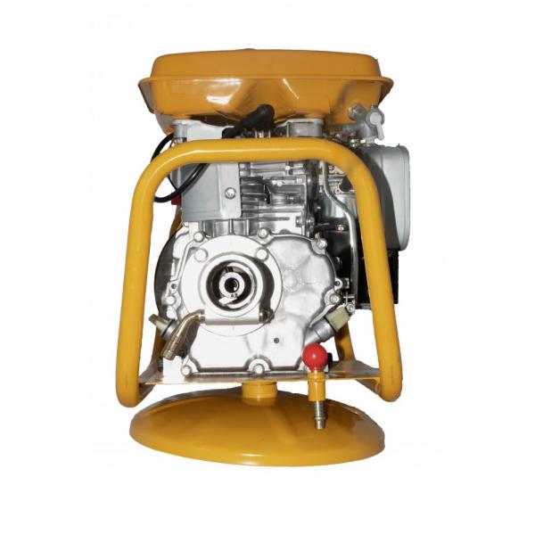 Vibrator pentru beton cu motor pe benzina EY20, 1.8KW, 4000RPM, LANCE 40CM, FURTUN 5.5M 2