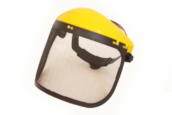 Viziera de protectie pentru motocoasa(plasa) 0