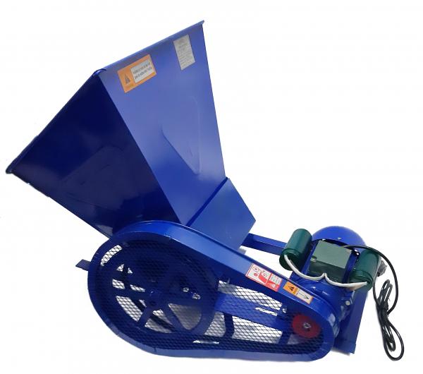 Zdrobitor de fructe electric Micul Fermier 500 kg/h, 1.1 kw, 1400 rpm 2