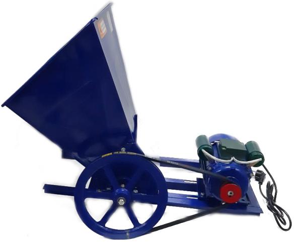Zdrobitor de fructe electric Micul Fermier 500 kg/h, 1.1 kw, 1400 rpm 1