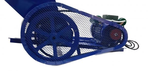 Zdrobitor de fructe electric Micul Fermier 500 kg/h, 1.1 kw, 1400 rpm 3
