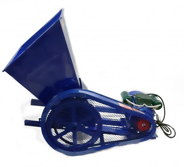 Zdrobitor de fructe electric Micul Fermier 500 kg/h, 1.1 kw, 1400 rpm 0