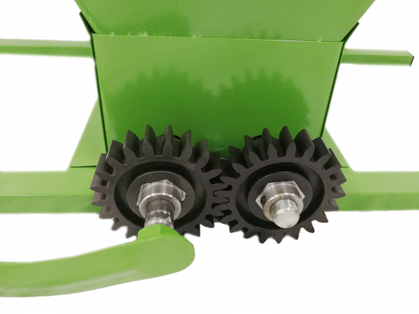 Zdrobitor de struguri manual 350KG, 25L, BULGARIA, Verde 4