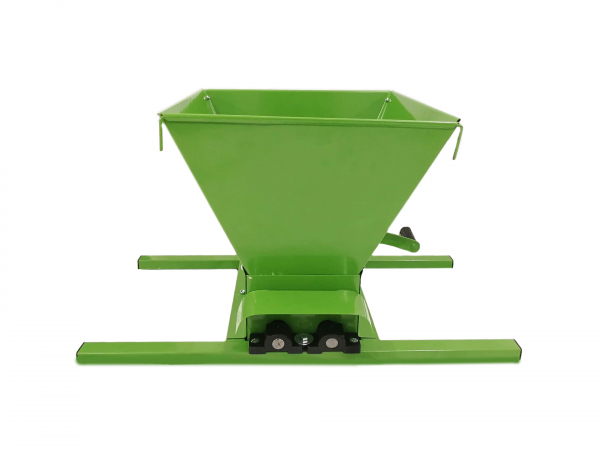 Zdrobitor de struguri manual 350KG, 25L, BULGARIA, Verde 2
