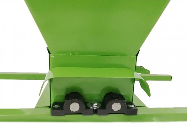 Zdrobitor de struguri manual 350KG, 25L, BULGARIA, Verde 1