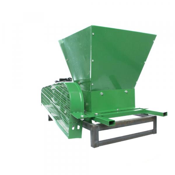 Zdrobitor Electric de Fructe si Legume, capacitate maruntire 200KG/H, putere motor 750W 7